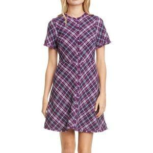 Kate Spade plaid dress